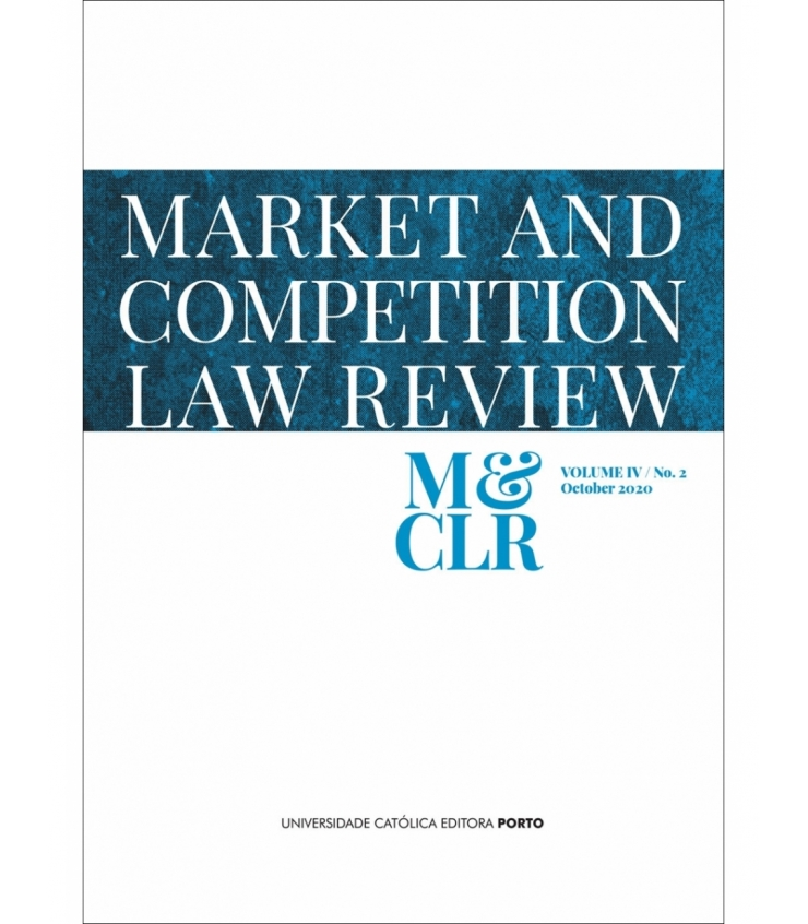 MARKET AND COMPETITION LAW REVIEW Vol.4 Nº2