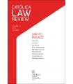 CATÓLICA LAW REVIEW  v. 5 n. 2 (2021): Direito privado