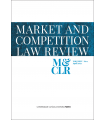 Market and Competition Law Review Vol 5 No 1 (2021)
