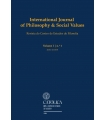 International Journal of Philosophy and Social Values v. 1 n. 1 (2018): Public Affairs and Individual Autonomy