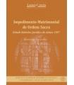IMPEDIMENTO MATRIMONIAL DE ORDEM SACRA
